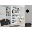 Elfa Utility og Classic indretning til hjemmekontoret