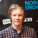 Stian Kleivdal tok tre gull under NM i Hafjell. Foto: Preben Stene Larsen