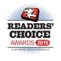 Xstream is nominated for Best OTT Platform in the Streaming Media Readers Choice Award 2015
