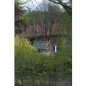 Viktorianskt växthus i cederträ