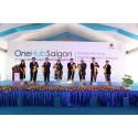 Ascendas and Saigon Bund Capital Partners celebrate groundbreaking of OneHub Saigon