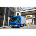 Nye Iveco Eurocargo: Lastebilen som byen trives med
