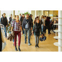 Ny termin med nära 23 000 antagna studenter
