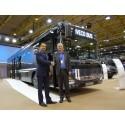 132 Iveco-busser til Nettbuss