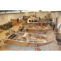 Svensk båttillverkare expanderar i Norrtälje