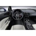 Audi R8 cockpit