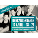 Pressinbjudan Gyncancerdagen 2015 i Umeå 14 april