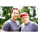 Matte och Willy  är dragplåstret på årets Lodge & Lya-mässa  i Vemdalen