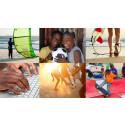 Ungdomar kombinerar egna intressen med volontärarbete i Afrika