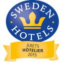 Sweden Hotels Gala 2015 - nomineringar Årets Hôtelier 2015