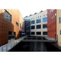 Toppnivå på vinnarna av Borås Stadsbyggnadspris
