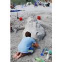 Sandskulpturtävling 2014, söndag 27 juli