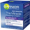 Garnier Miracle Sleeping Cream -antiageyövoide_kuva
