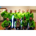 Femton gröna på 33-listans event