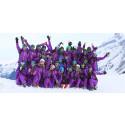 Ski Unlimiteds guider kickstartar vintern i La Clusaz