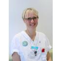 Tina Isaksson, sektionsledare på neonatal