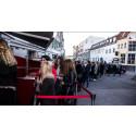 Second hand pryder gadebilledet i Aalborg