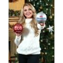 Grab Christmas by the baubles