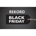 Black Friday sætter rekord