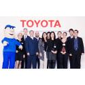 Toyota Material Handling var värd för Safety Days för ökad säkerhet på jobbet