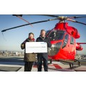 ALLIANZ UK EMPLOYEES TO RAISE £1MILLION FOR CHARITY PARTNER