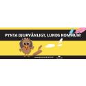 Djurens Rätt Lund uppmanar kommunen att skippa fjädrarna