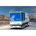 Krone godkjenner nye Goodyear ULTRA GRIP MAX T vinterdekk for sine tilhengere