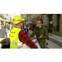 Måns Nilsson AKUT-testar Sverige