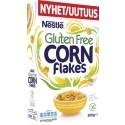 Gluteenittomat maissihiutaleet täydentävät aamiaispöytää