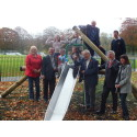 New play equipment installed at Bramshall Road Park