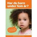 """Ny folder om vaccin mot """"dagisbakterien"""" som kan leda till dövhet"""