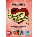 Ambassador of Passion Day