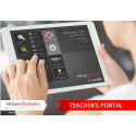 Take control of your classroom. The Teacher's Portal powered by Fortinet.