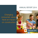 YIT's Annual Report for 2014 published