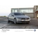 Pricing announced for all-new high-tech Volkswagen Passat