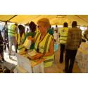 Liv Tørres i Sør-Sudan