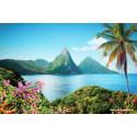Ving feirer Lucia med nytt reisemål – romantiske St. Lucia