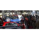 Stort intresse för Stockholm Motor Weekend