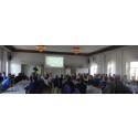 Drygt 75 deltagare på höstens första Compare-lunch