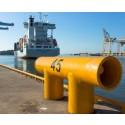 Helsingin sataman vienti kasvussa, tuonti edelleen vaisua