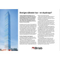 Sveriges säkraste hus – en skyskrapa?