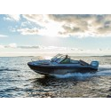 Dubbelpremiär i Hondas monter på Göteborgs båtmässa