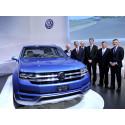 Ny mellanklass-SUV från Volkswagen byggs i Chattanooga