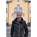 Malin Baryard ambassadör för Linköpings nya ridsportcenter