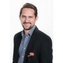 Jonas Magnusson blir ny försäljningsdirektör för Marabou, O'boy och Daim