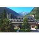 Tag på hotelophold på en Parador midt i naturen