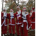 Royal Mail staff team up to take on festive fundraiser for stroke