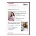 Välkomna till Moll Wendéns Webbinar den 3 december - Ämne: Utländsk arbetskraft i Sverige