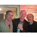 Mike Patton, Steve Murphy & Mike Bordin, Burton meet & greet