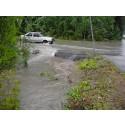 Kesän rankkasateet lisääntyvät ja voimistuvat - tulvavahinkojen torjunnassa kunnilla yhä suurempi vastuu